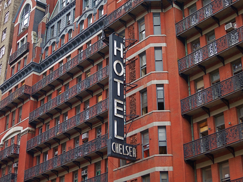 Chelsea Hotel New York City