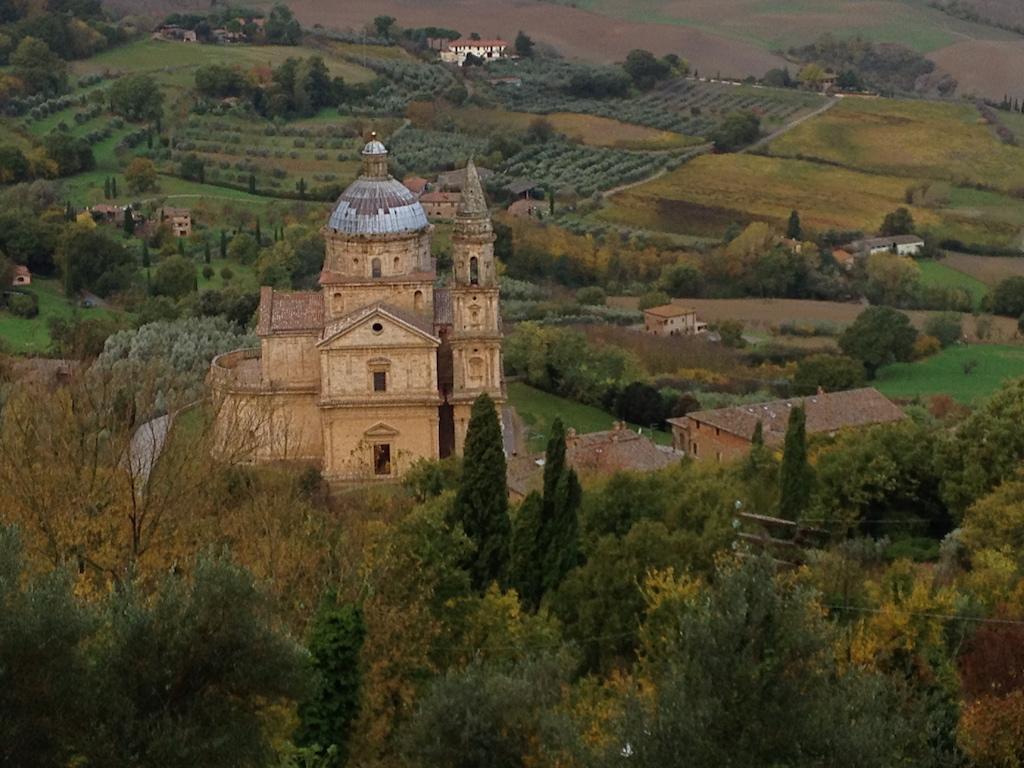 Monastery inTuscany