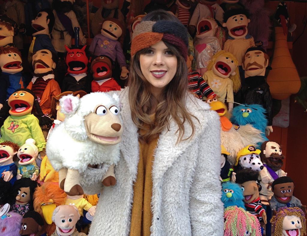 Muppet Girl