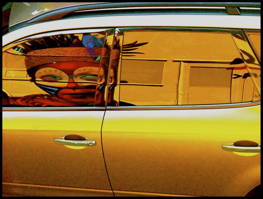 Voo-Doo Taxi