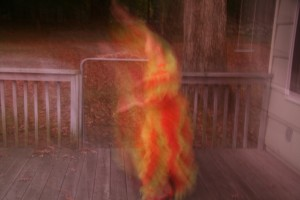 Ghostly Image