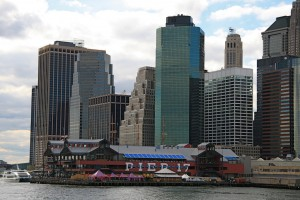 Manhattan Island Pier 17
